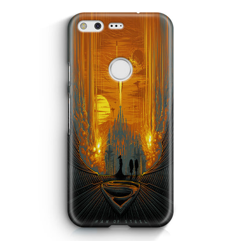 Man of Steel Google Pixel 2 XL Case