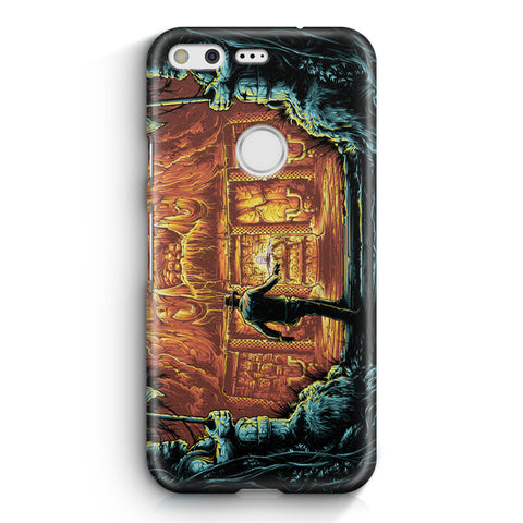 Indiana Jones Google Pixel XL Case