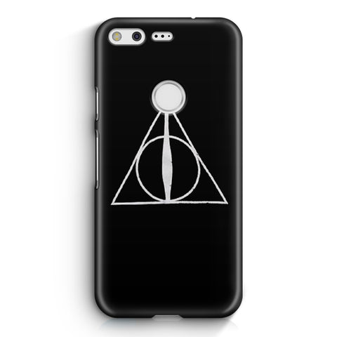 Harry Potter Deathly Haloows Symbol Google Pixel 3 XL Case
