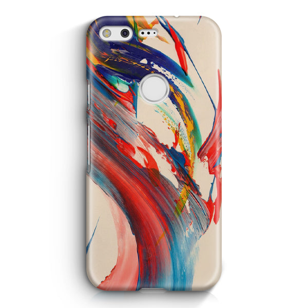 Abstract Brush Stroke Google Pixel XL Case