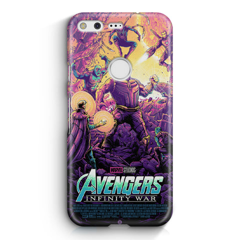 Infinity War Google Pixel XL Case