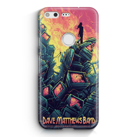 Dave Matthews Band Google Pixel 3 XL Case