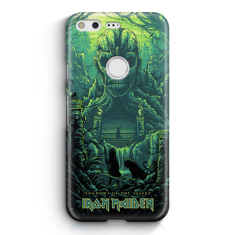 Iron Maiden Google Pixel XL Case