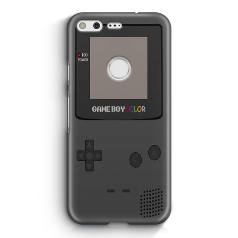 Game Boy Gray Google Pixel 2 XL Case