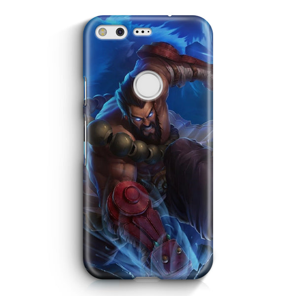 Udyr League Of Legends Google Pixel 2 XL Case