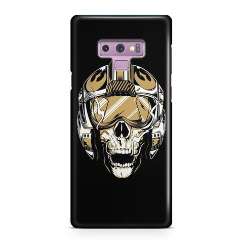Skulls Star Wars Helmet Samsung Galaxy Note 9 Case