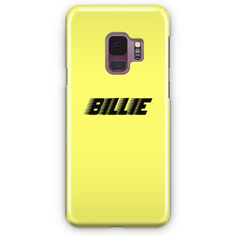 Billie Eilish Racing Logo Samsung Galaxy S9 Case
