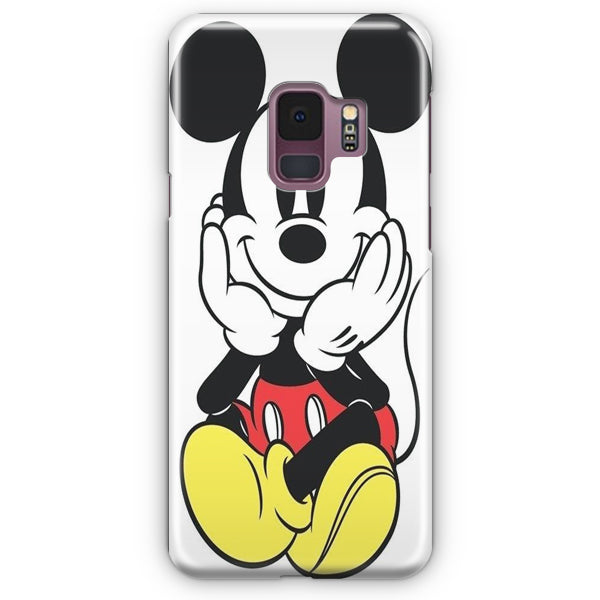 Mickey Mouse Samsung Galaxy S9 Case