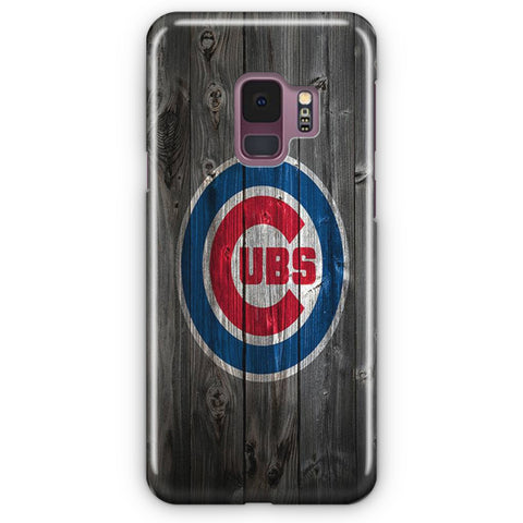 Chicago Cubs Samsung Galaxy S9 Case