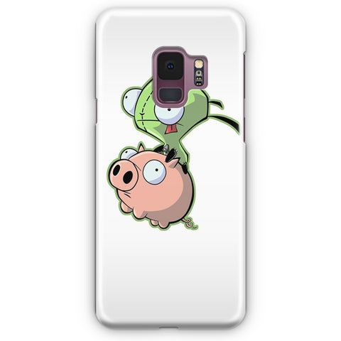 Gir Riding Pig Samsung Galaxy S9 Case