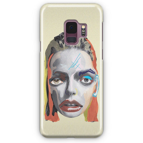 Depressed Girl Samsung Galaxy S9 Case