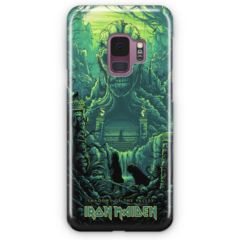 Iron Maiden Samsung Galaxy S9 Case