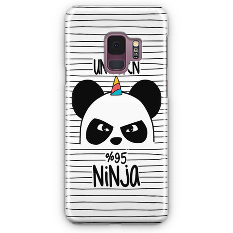 Pandacorn Samsung Galaxy S9 Case