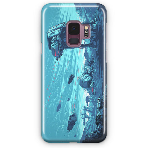 Attack Pattern Delta Samsung Galaxy S9 Case