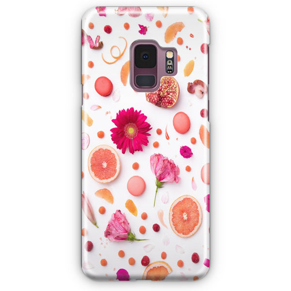 Fruits Summer Fruit Samsung Galaxy S9 Case