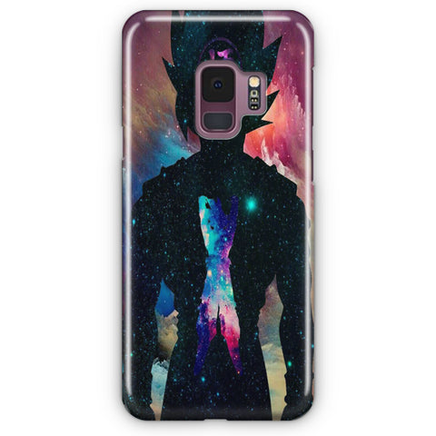 Galaxy Goku Samsung Galaxy S9 Case