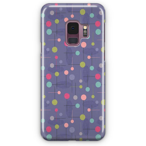Polka Dots Samsung Galaxy S9 Case