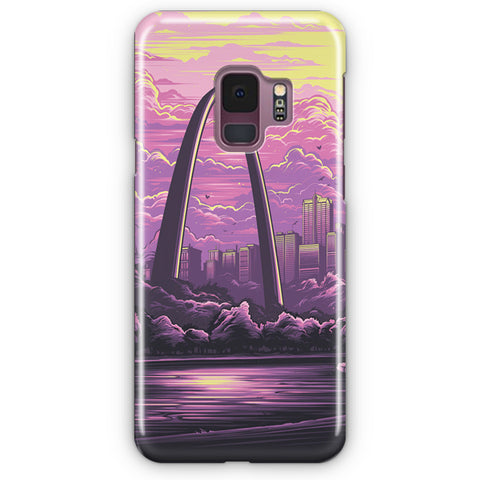 St Louis'93 Samsung Galaxy S9 Case