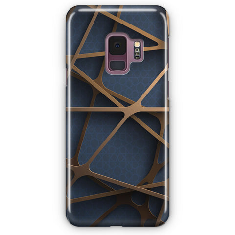 Disordered Lines Samsung Galaxy S9 Case