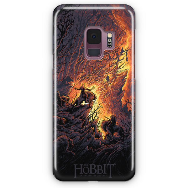 An Unexpected Journey Samsung Galaxy S9 Case