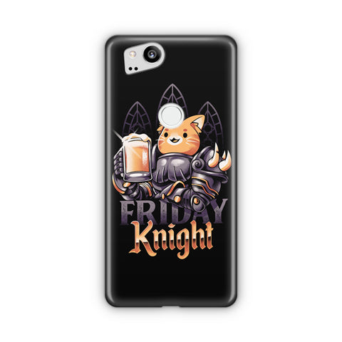 Friday Knight Cat Google Pixel Case