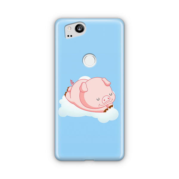 Sleeping Piggy Google Pixel Case