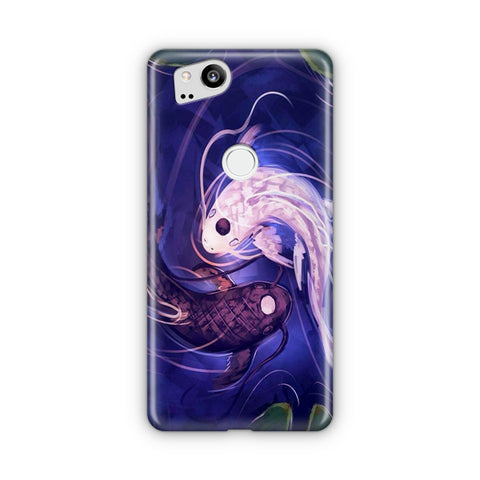 Avatar The Last Airbender Fish Google Pixel Case