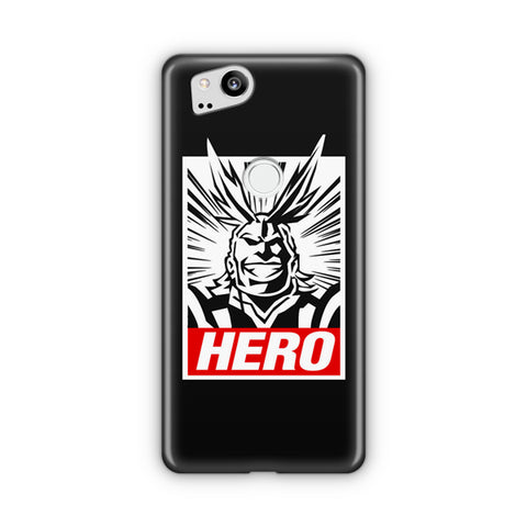 My Hero Academia All Might Google Pixel 3 Case