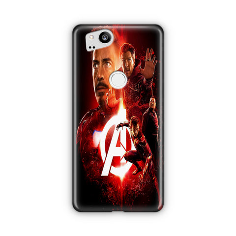 Marvel Drops Five Avengers Google Pixel 2 Case