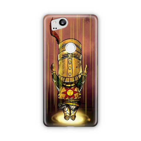 Dark Souls Solaire of Astora Google Pixel Case