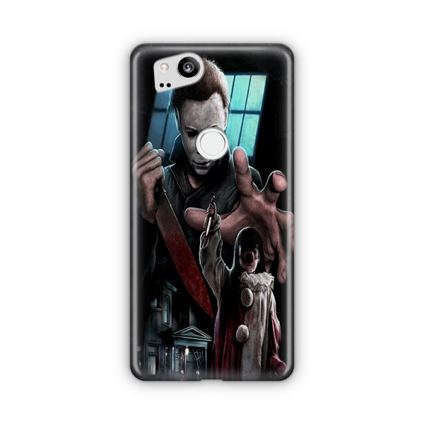 Halloween Michael Myers Google Pixel Case