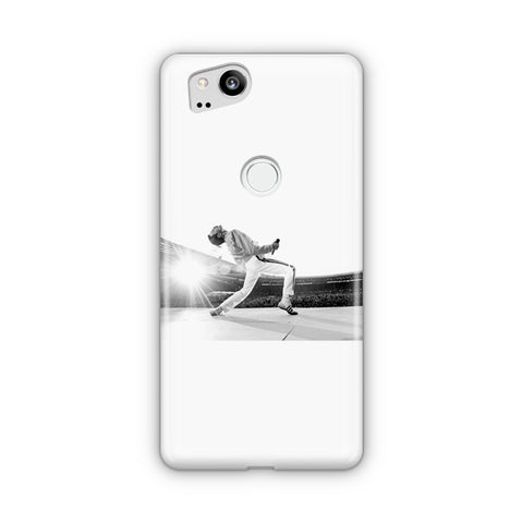 Queen Freddie Mercury Wembley '86 Google Pixel Case