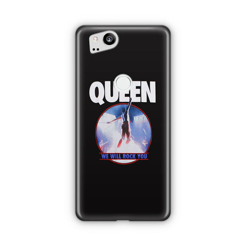 Queen We Will Rock You Google Pixel Case