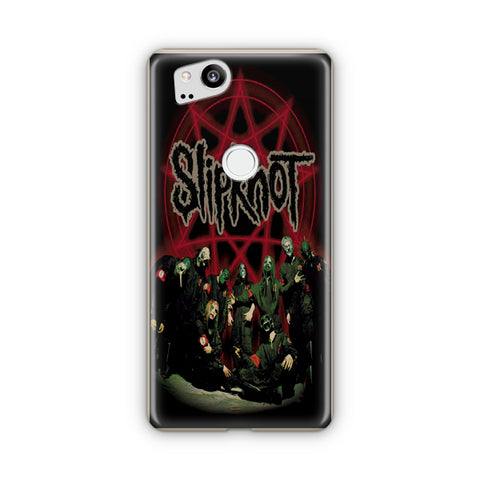 Slipknot Band Star Photo Google Pixel Case