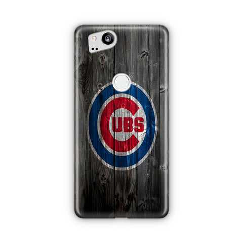 Chicago Cubs Google Pixel Case