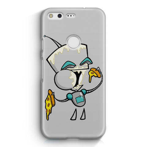 Gir Eating Pizza Google Pixel 2 XL Case