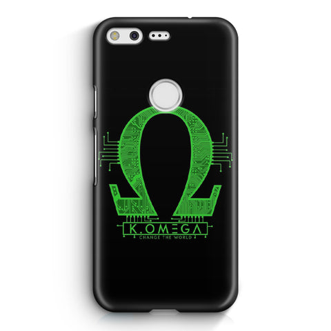 Kenny Omega Circuitry Google Pixel 3 XL Case
