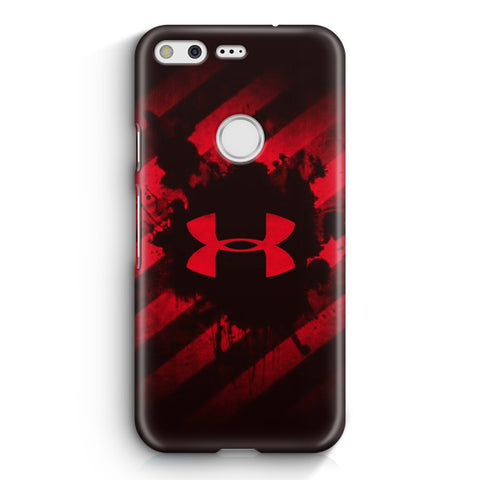 Under Armour Red Art Google Pixel XL Case