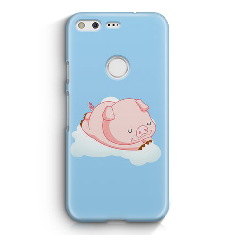 Sleeping Piggy Google Pixel XL Case