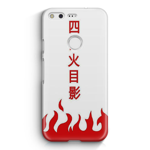 4th Hokage Naruto Google Pixel 3 XL Case