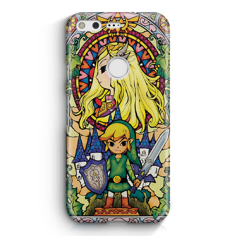 Legend of Zelda Google Pixel XL Case