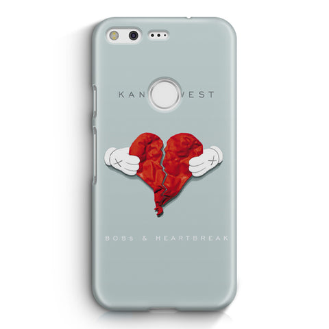 808s Kanye West and Heartbreak Google Pixel XL Case