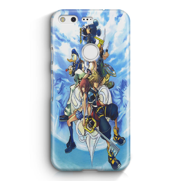 Disney Kingdom Hearts Cloud Google Pixel XL Case