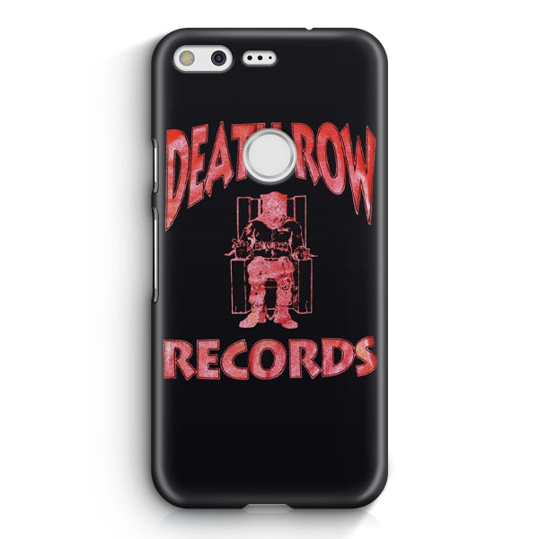Death Row Records Logo Bleach Google Pixel XL Case