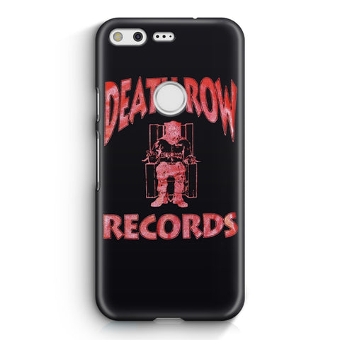Death Row Records Logo Bleach Google Pixel 2 XL Case