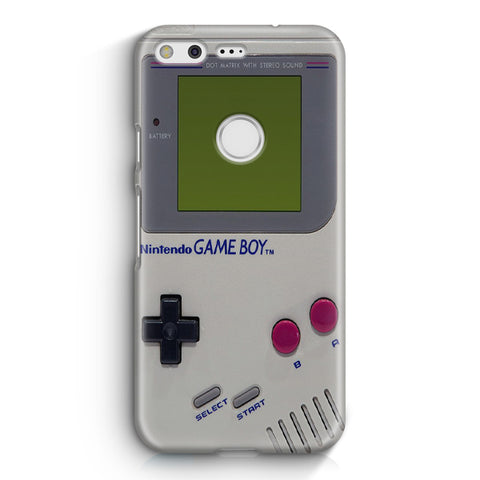 Retro Gameboy Nintendo Google Pixel XL Case