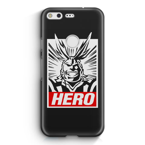 My Hero Academia All Might Google Pixel XL Case