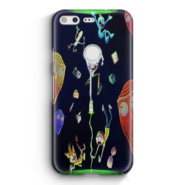 Rick And Morty Fan Art Google Pixel 2 XL Case