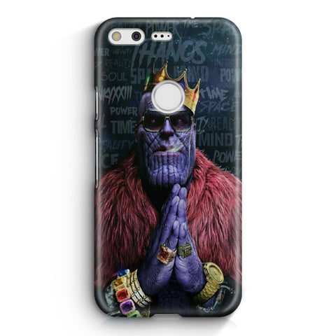 Avengers Infinity War Thanos Hip Hop Google Pixel XL Case