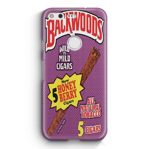 Backwoods Honey Berry Cigars Google Pixel XL Case
